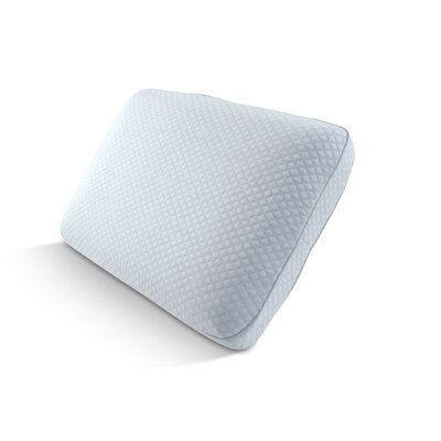 Big and Soft Cooling Gel Ventilated Memory Foam Pillow