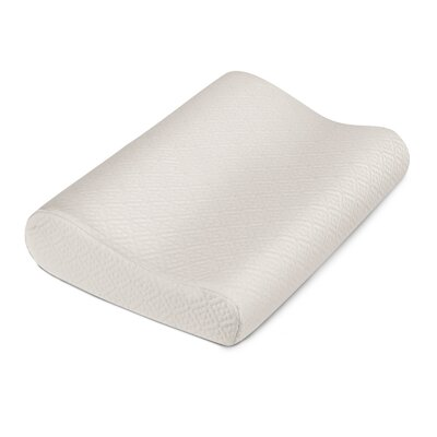 Classic Molded Foam Standard Pillow