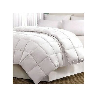 Concierge Collection Down Alternative Comforter Size: Full / Queen