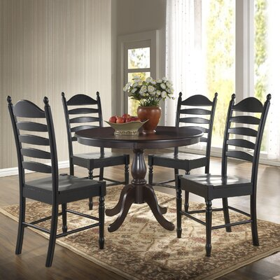Newport Dining Table Finish: Espresso