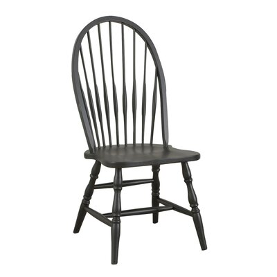 Carolina Cottage Colonial Windsor Chair - Finish: Antique Black at Sears.com