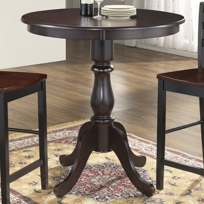Newport 36 Pub Table Finish: Espresso