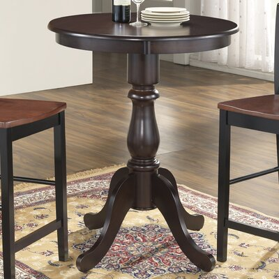 Fredric 30 Pub Table Finish: Espresso