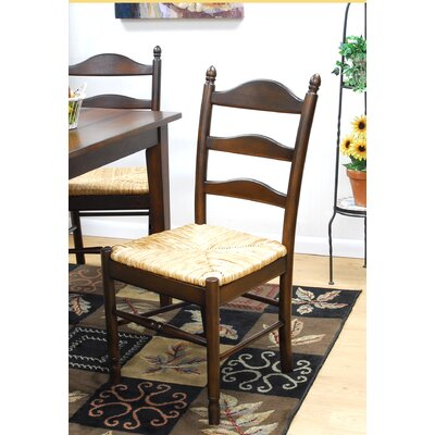 Furniture rental Vera Dining Chair Finish: Rich Ches...