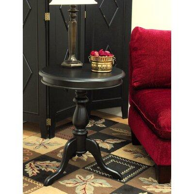 Cheap Carolina Cottage Gilda Side Table in Antique Black (CN1617)