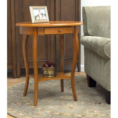 Cheap Carolina Cottage Martha End Table in Oak (CN1631)