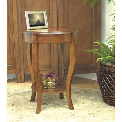 Cheap Carolina Cottage Radner Side Table in Chestnut (CN1651)