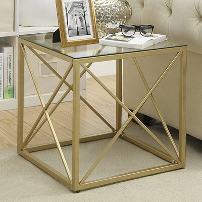 Molen Cube End Table