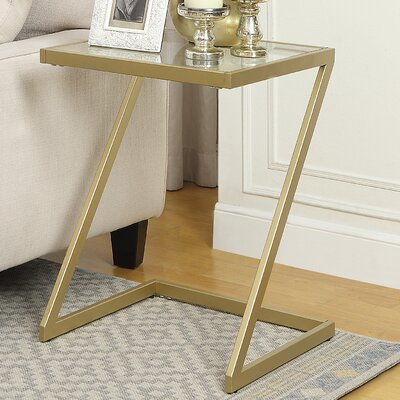 Gills Z Base End Table