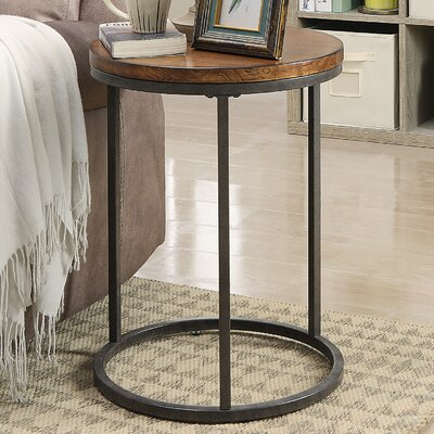 Haddon Heights Round End Table