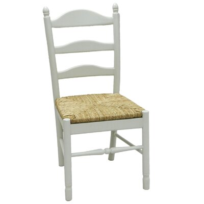 Furniture financing Kira Dining Chair Finish: Antique I...