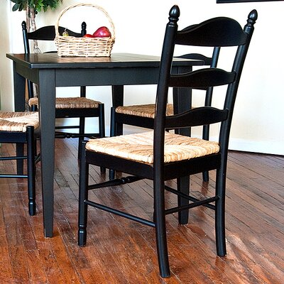 Lease to own Vera Dining Chair Finish: English P...