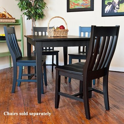 No credit check financing Prairie Dining Table...