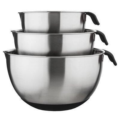 Kalorik 3 Piece Mixing Bowl Set 03823