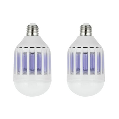 ZapBulb 10W E26/Medium LED Light Bulb Pack of 2
