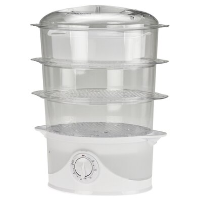 Kalorik 9.5 Quart 3 Tier Food Steamer at Sears.com