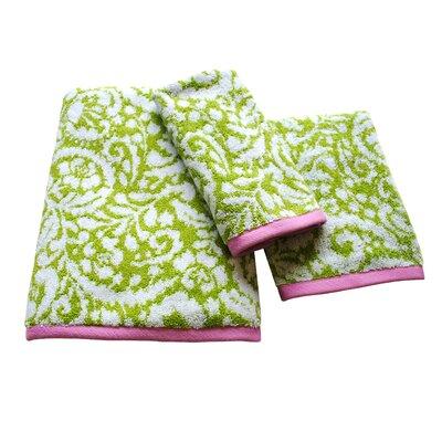 Ikat Jacquard Hand Towel
