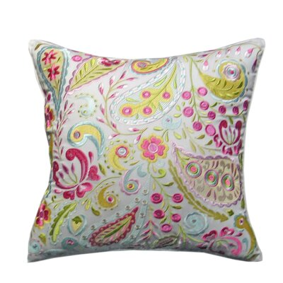 Sun Beam Cotton Throw Pillow