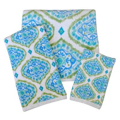 Tangiers Printed Fingertip Towel