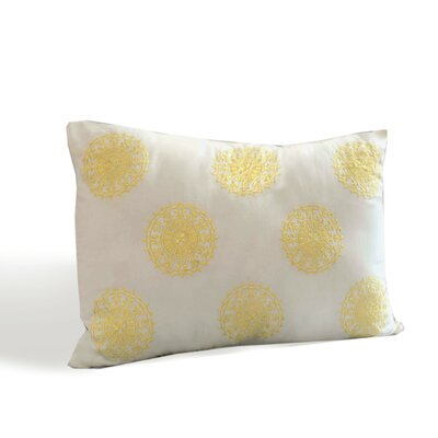 Sun Beam Decorative Cotton Boudoir/Breakfast Pillow