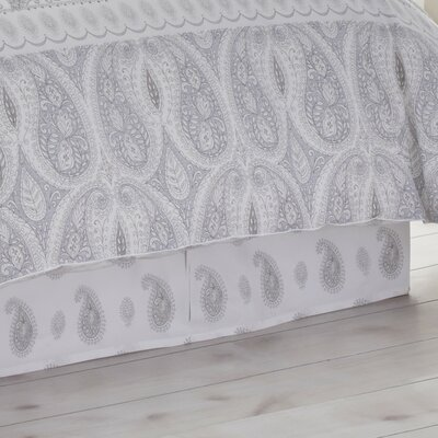 Luna Bed Skirt Size: King
