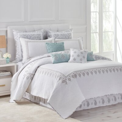 Luna Reversible Quilt Size: Full/Queen