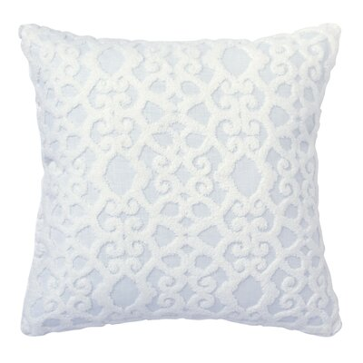 Dream Crewel 100% Cotton Throw Pillow