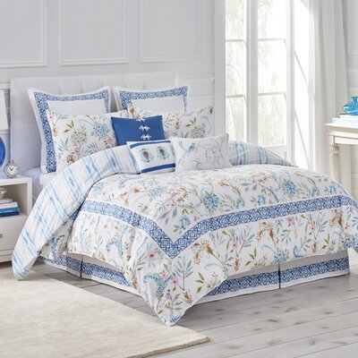 Reversible Comforter Set Size: King