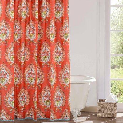 Kalani Cotton Shower Curtain