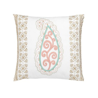 Marielle Paisley 100% Cotton Throw Pillow