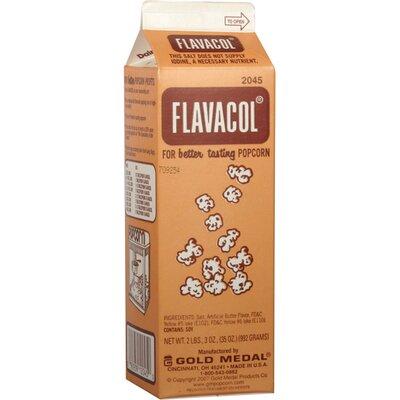 Gold Medal 35 oz Flavacol Seasoning Popcorn Salt 92045CT