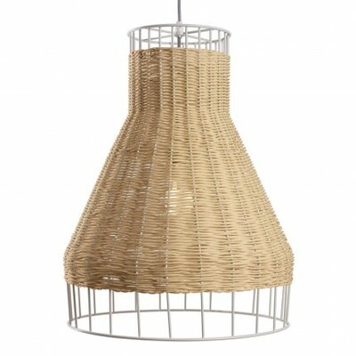 Laika Plus 1-Light Pendant Color: Natural