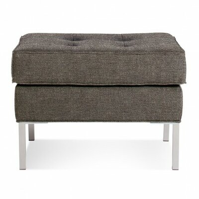 Paramount Ottoman Upholstery: Ash