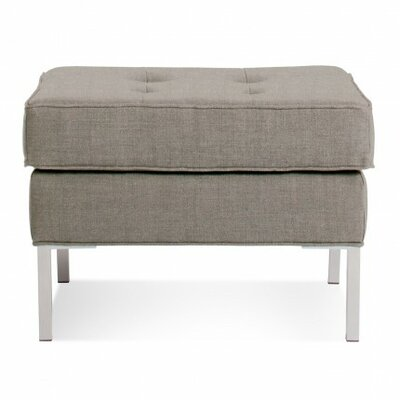 Paramount Ottoman Upholstery: Oatmeal