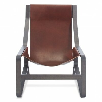 Toro Side Chair Finish: Chocolate / Smoke