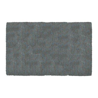 Ratatat Blue Area Rug Rug Size: 5 x 8