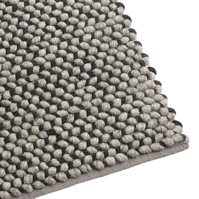 Dollop Natural Area Rug Rug Size: 3 x 5