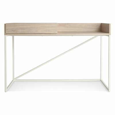 Swish Writing Desk Finish: White Product Picture 1719