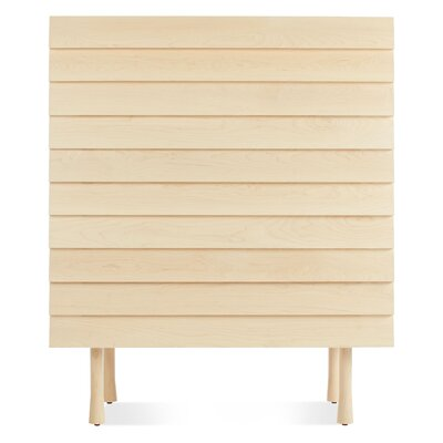 Lap Tall Dresser Color: Maple