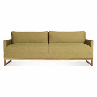 Diplomat Sleeper Sofa Upholstery: Olive