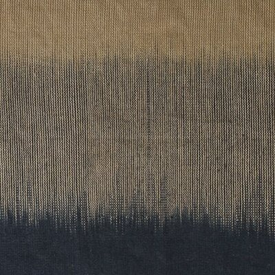 Delta Brown Rug Color: Denim