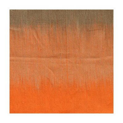 Delta Brown Rug Color: Orange