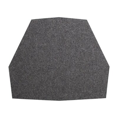 Real Good Seat Cushion Body Fabric: Heathered Graphite