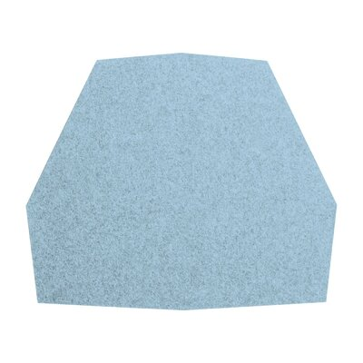 Real Good Seat Cushion Body Fabric: Heathered Light Blue