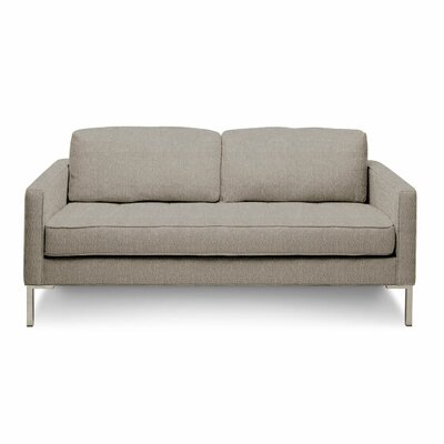 Paramount Studio Loveseat Body Fabric: Oatmeal