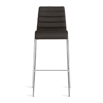Roy 30.5 Bar Stool Upholstery: Gunmetal