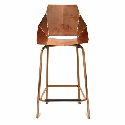 Real Good 25 Bar Stool Finish: Copper