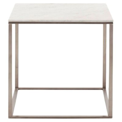 Minimalista End Table Color: Honed Stone