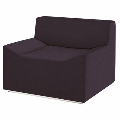 Couchoid Lounge Chair Upholstery: Purple