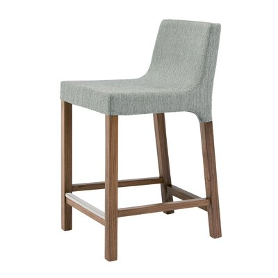 Knicker Genuine Leather Upholstered Dining Chair Upholstery: Chalk